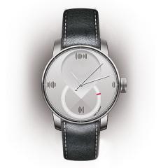 Entwurf: Uhr in grau